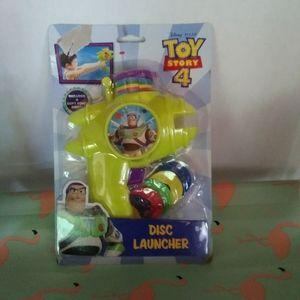 Buzz Lightyear Disc Launcher